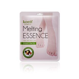 PETITFEE Маска-носочки для ног Koelf Melting Essence Foot Pack  1шт