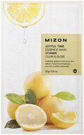 MIZON Тканевая маска для лица с витамином С Joyful Time Essence Mask Vitamin C 23гр.